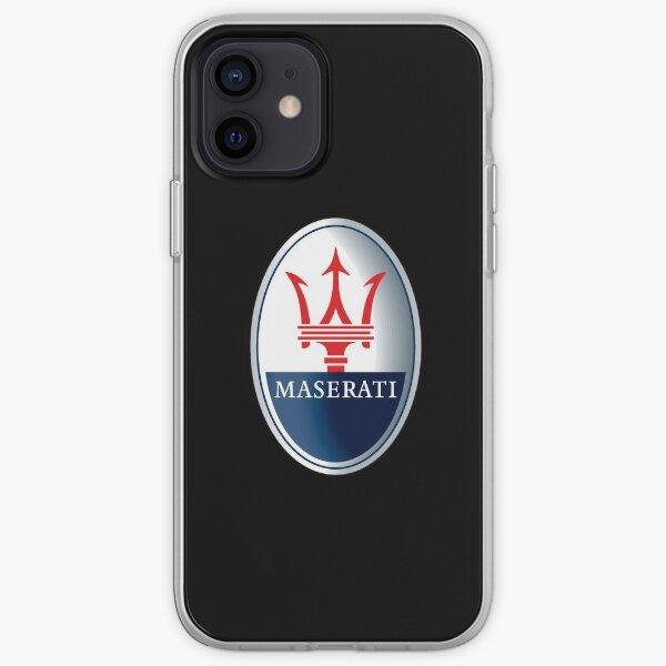 Maserati Coque souple iPhone