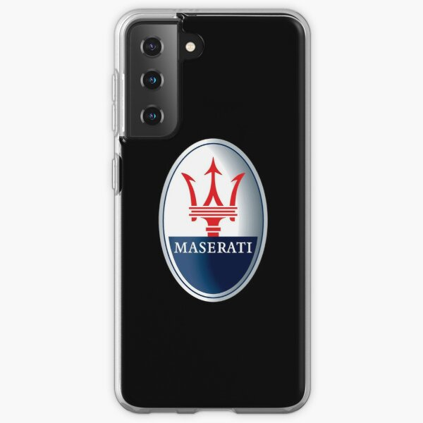 Maserati Coque souple Samsung Galaxy