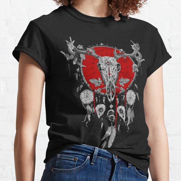 Dreamcatcher by Julia Art Classic T-Shirt