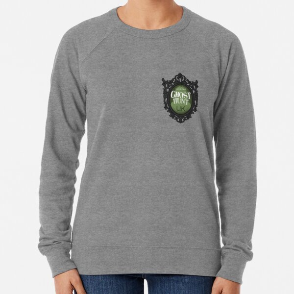 Melanie King's Ghost Hunt U.K Lightweight Sweatshirt