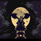 «Chrono Trigger - Castle Magus» de muramas