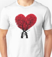 Liebe Slim Fit T-Shirt
