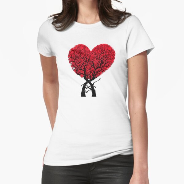 Love Fitted T-Shirt