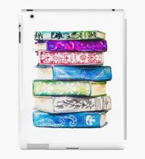 Stack of Books iPad Case/Skin