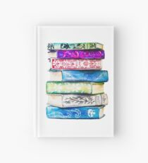 Stack of Books Hardcover Journal