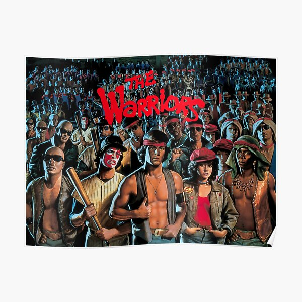 The Warriors (HQ) Poster