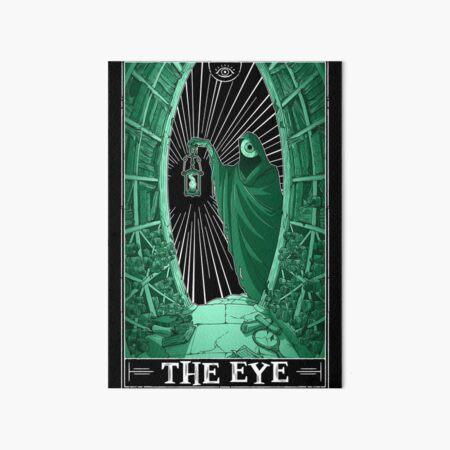 """The Eye """"Tarotesque"""" (Dark) Art Board Print"""