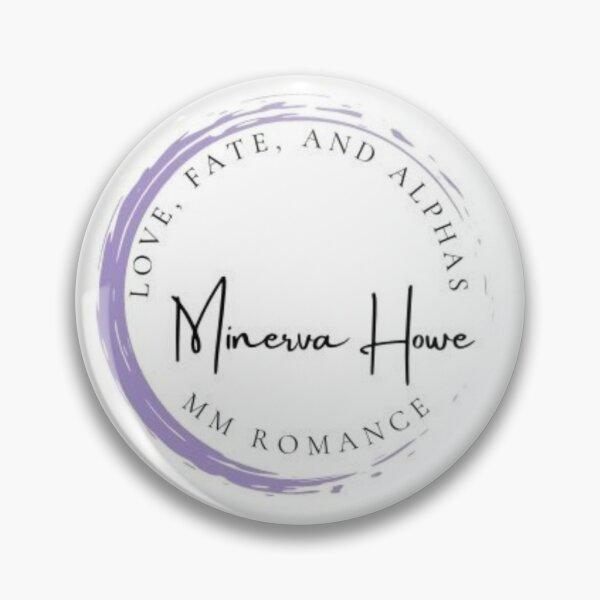 Minerva Howe's author logo  Pin