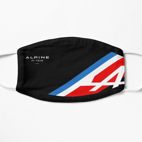 Masque Alpine F1 Logo 2021 Masque sans plis