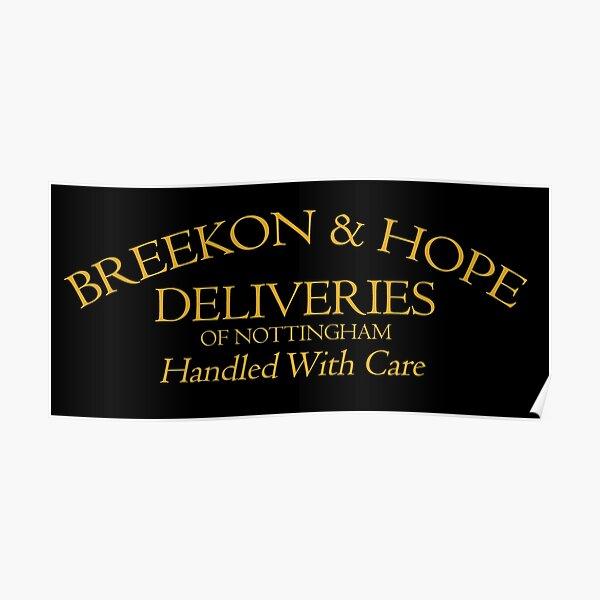 Breekon & Hope Deliveries Poster