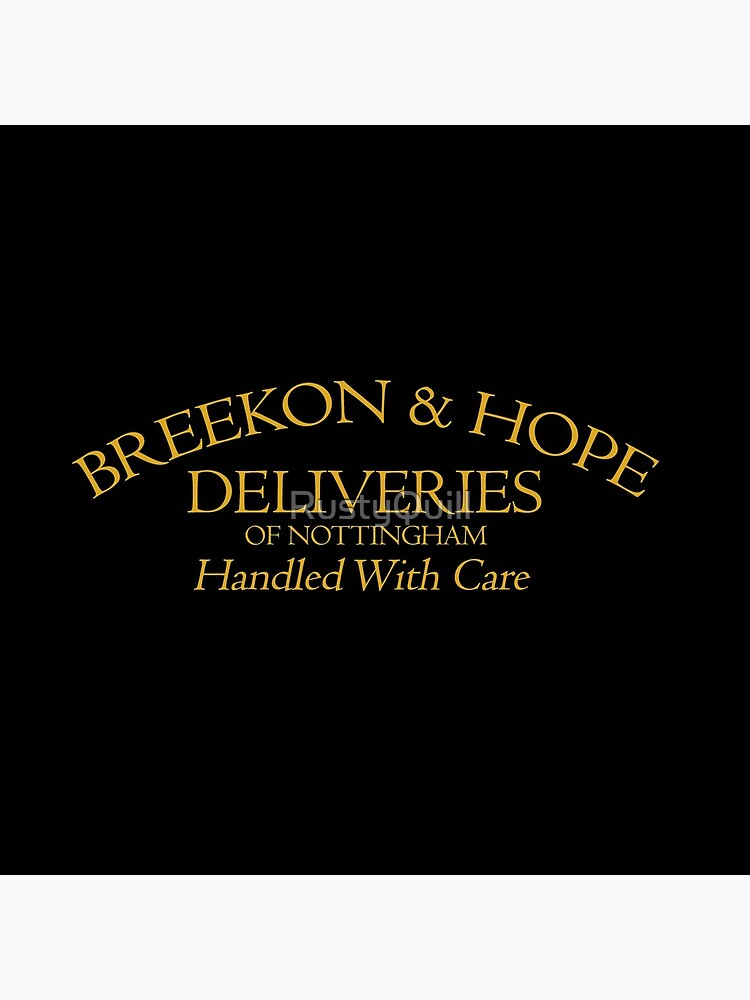 Breekon & Hope Deliveries by RustyQuill