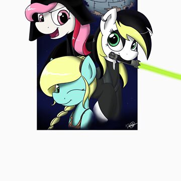 Exclusive Foal Wars PSL Shirt by PegasistersLive