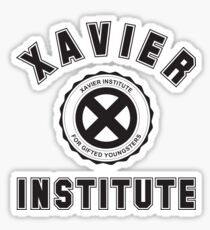 XAVIER INSTITUTE FOR GIFTED YOUNGSTERS Sticker