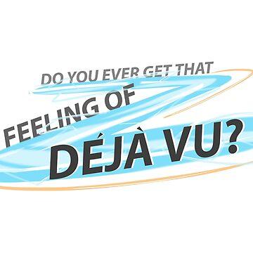 Déjà vu by SimplisticArts
