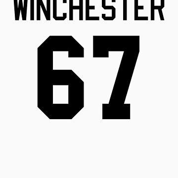 Winchester Jersey (Black) by ChasingTheWind