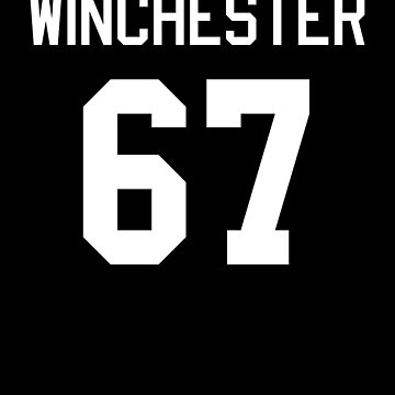 Winchester Jersey (White) by ChasingTheWind