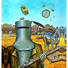 Ned Kelly, the Last Stand by Shane  Gehlert