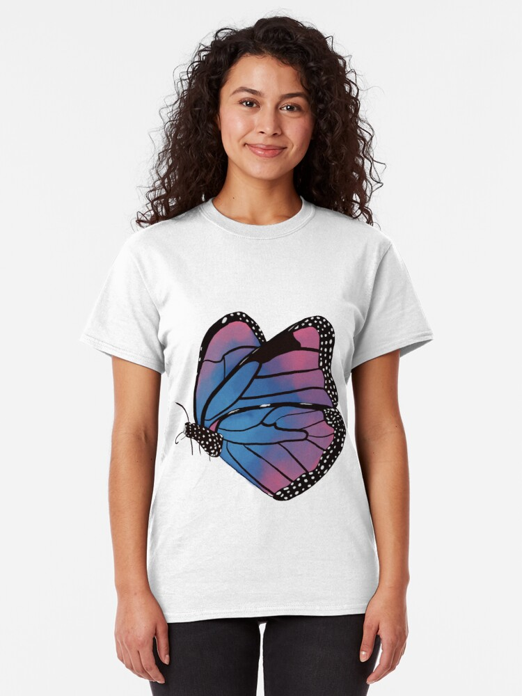 Alternate view of Butterfly Classic T-Shirt
