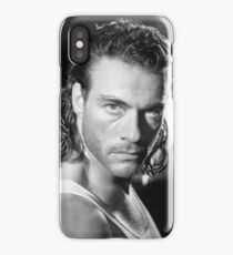 Jean Claude Van Damme iPhone Case/Skin