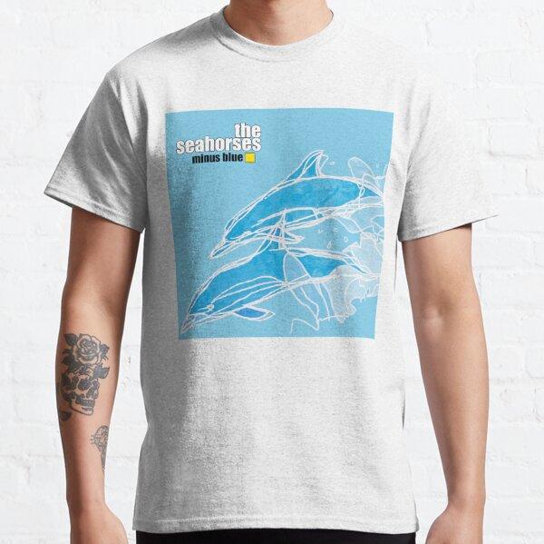 The Seahorses - Minus Blue Classic T-Shirt