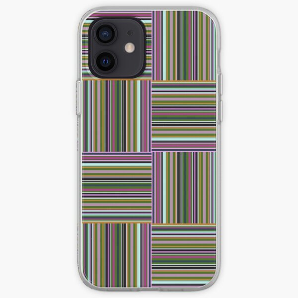 Rae: Abstract Weave Pattern  iPhone Soft Case