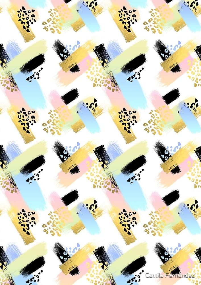 Retro Brush by Camila Fernandez