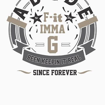 IMMA G by A2ZClothingLine
