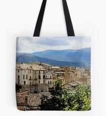 Pacentro, Abruzzo Tote Bag