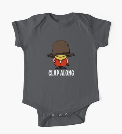 Clap Along... Cause I'm Happy Kids Clothes