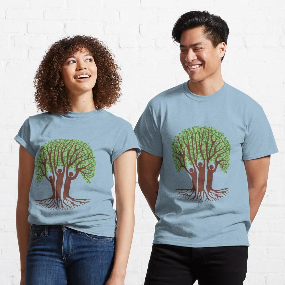 Oak Tree People Classic T-Shirt