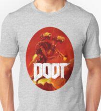 Doot Toot (Doom Shirt) Style #3 Slim Fit T-Shirt