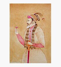 Mughal Emperor Photographic Print