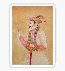 Mughal Emperor Sticker