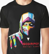 Mortal Kombat - Scorpion Graphic T-Shirt
