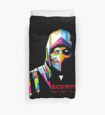 Mortal Kombat - Scorpion Duvet Cover
