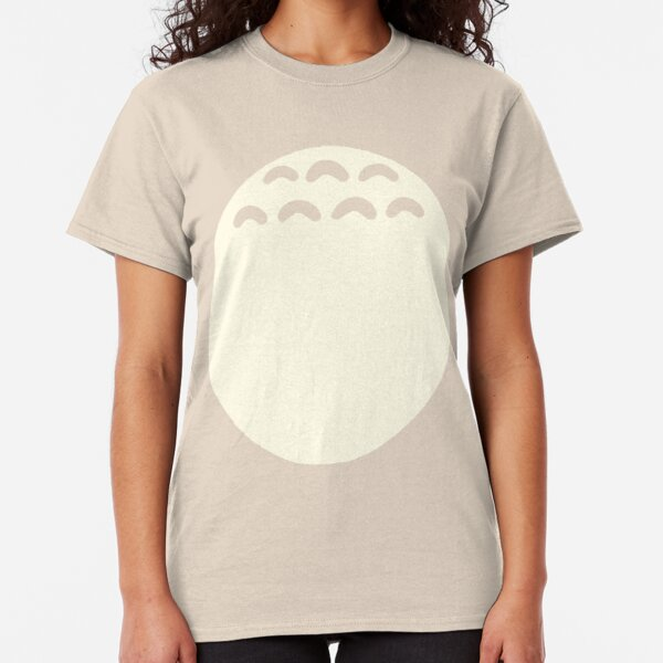 Totoro Belly Classic T-Shirt