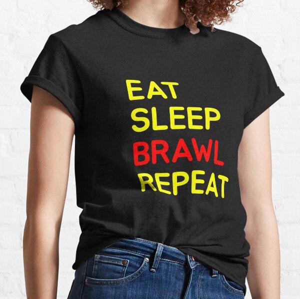 Brawl Stars et répéter T-shirt classique