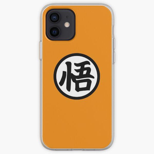 Goku-Dragon Ball Z Funda blanda para iPhone