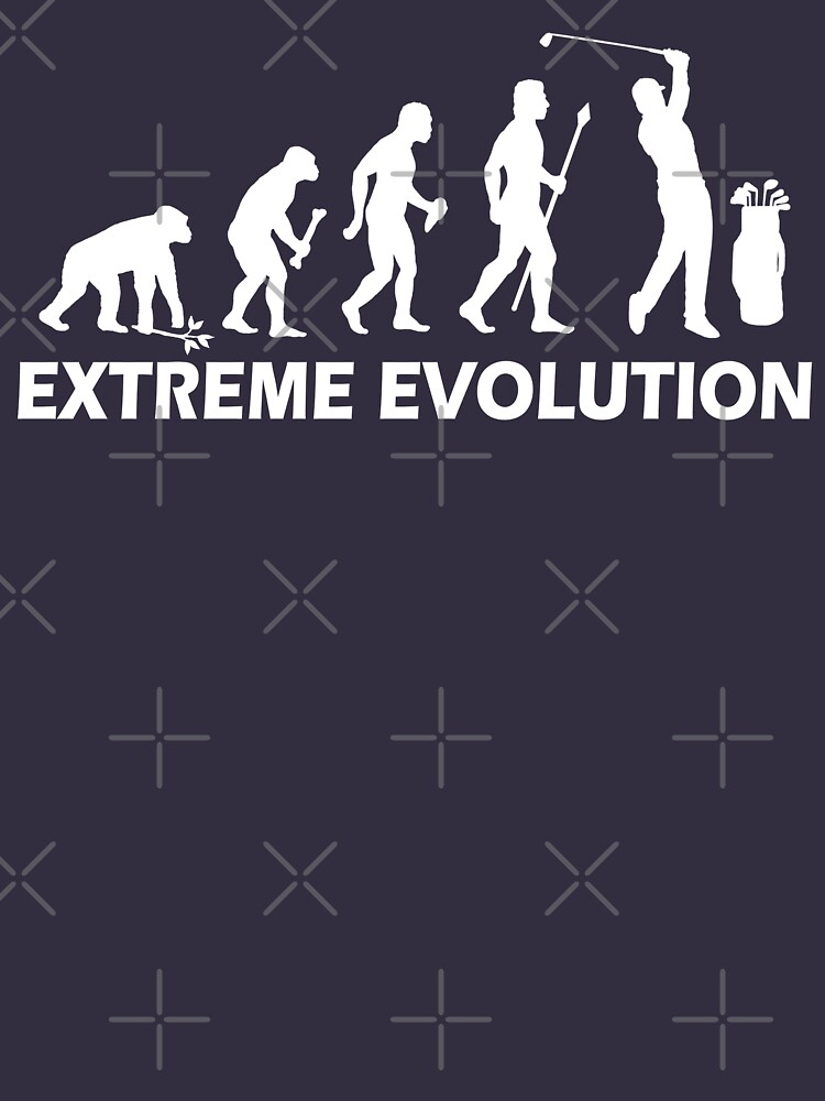 Funny Golf Extreme Evolution by BeyondEvolved