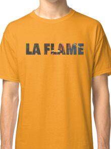 Travi$ Scott - La Flame Writing Classic T-Shirt