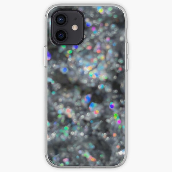 Holographic Blur iPhone Soft Case