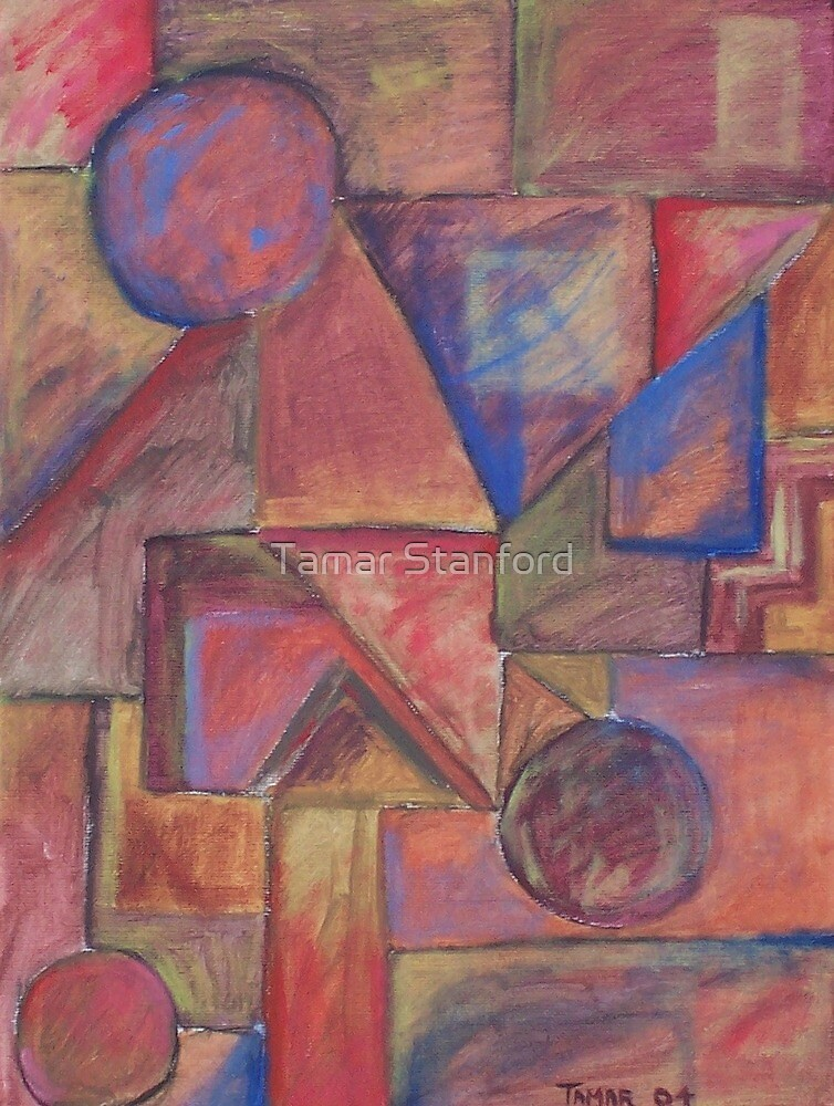 Abstract 6 by Tamar Stanford