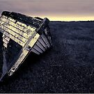 Skippool Wreck by Alan Robert Cooke