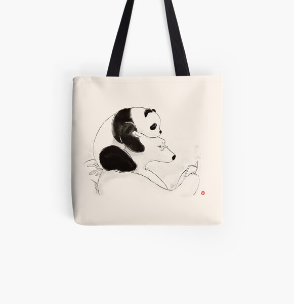 Story Is Us All Over Print Tote Bag