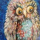Wide Eyed Wisdom by Cheryle  Bannon