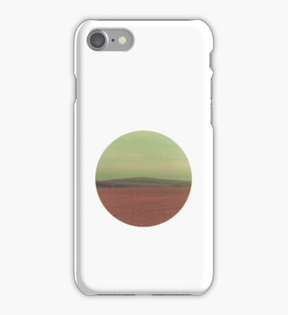 South Downs. iPhone Case/Skin