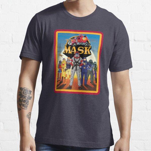 Máscara Camiseta esencial