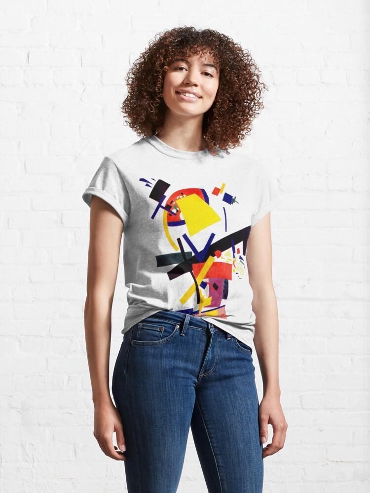 Alternate view of Супрематизм: Kazimir Malevich Suprematism Work Classic T-Shirt
