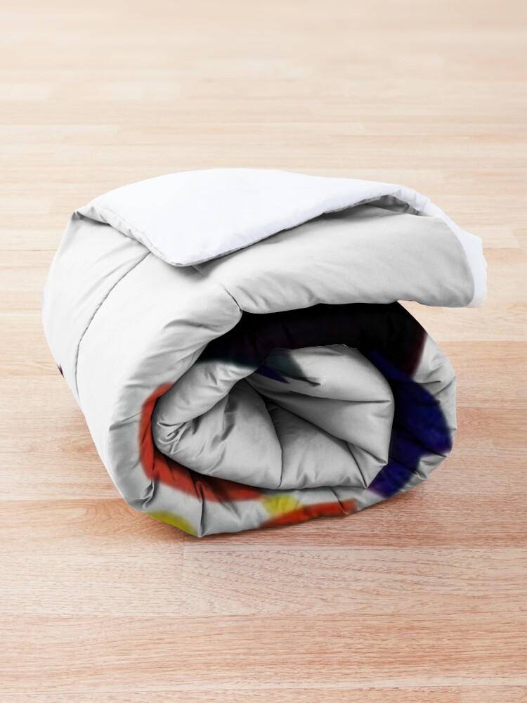 Alternate view of Супрематизм: Kazimir Malevich Suprematism Work Comforter