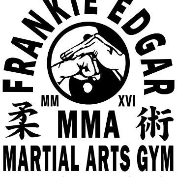 Frankie Edgar Martial Arts Gym by Wrong-Unz